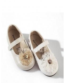 Γοβάκι Βάπτισης Babywalker BS 3520 Basic