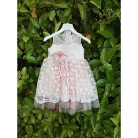 Βαπτιστικό Φόρεμα Dolce Bambini 474-8
