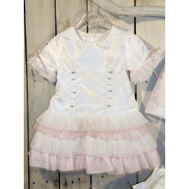 Βαπτιστικό Φόρεμα Guy Larohce QLW8402