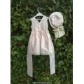 Βαπτιστικό Φόρεμα Μεταξωτό La Fee 2583
