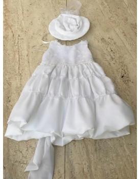 Βαπτιστικό Φόρεμα New Life 1508-2