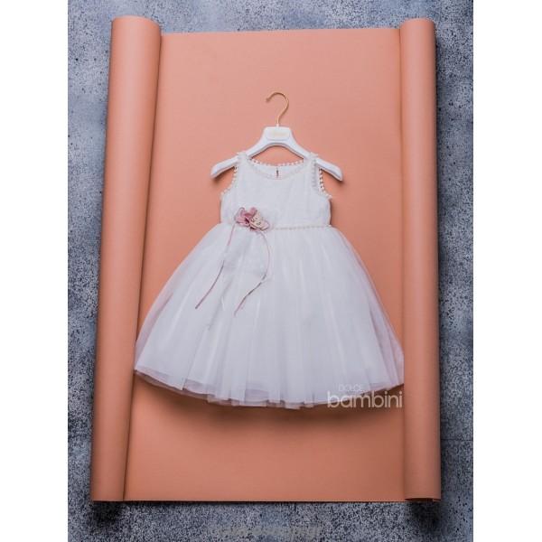 Φόρεμα Βάπτισης Dolce Bambini 370-1