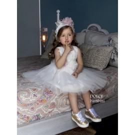 Βαπτιστικό Φόρεμα Dolce Bambini 468-1