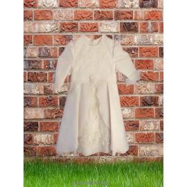 Βαπτιστικό Φόρεμα Χειμερινό K1029