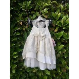 Βαπτιστικό Φόρεμα Lollipop Φ83