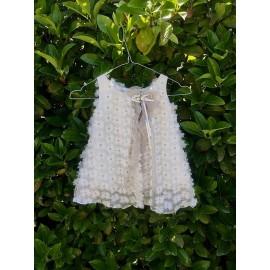 Βαπτιστικό Φόρεμα Makis Tselios EY506