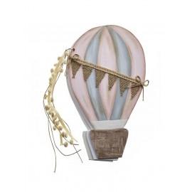 """Βιβλίο Ευχών Βάπτισης """"Αερόστατο"""" ΕΤΖ16"""