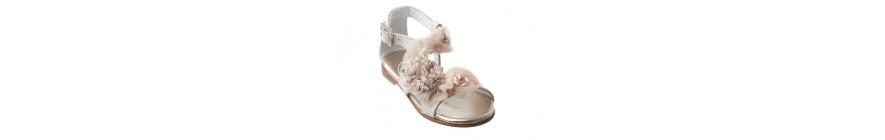 Βαπτιστικά παπούτσια κορίτσι Babywalker - Cat In The Hat - Guy Laroche - EverKid